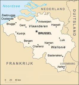 bank reinigen Belgie